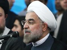 Rouhani in Holy Shrine of Imam Khomeini