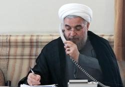 رئيس الجمهورية يجري اتصالا هاتفيا مع رئيس الوزراء العراقي