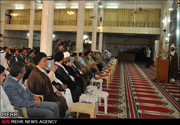 تقرير مصور عن ملتقى الدفاع عن المقدسات الاسلامية في البصرة