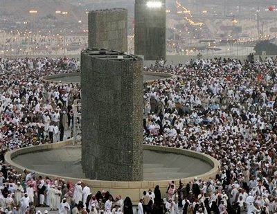 Saudi Arabia Hires Israeli-Friendly Company for Hajj Security: Report