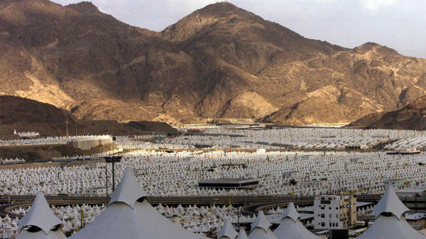 Saudi Arabia readies for 1.3 million pilgrims' transfer to Mina