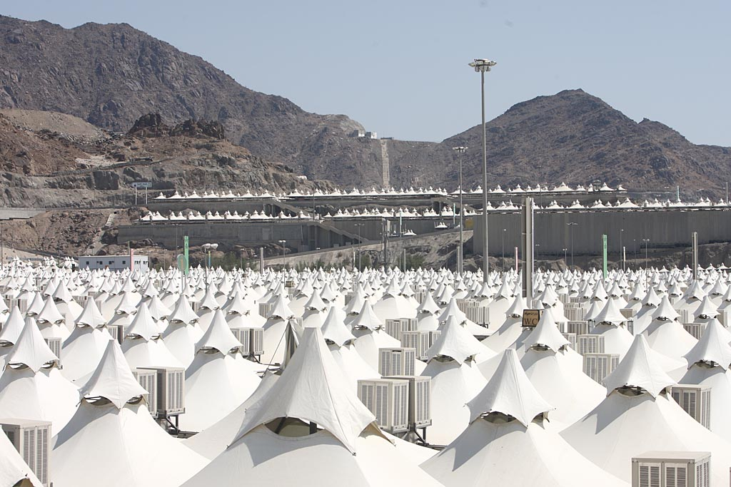 Muslim Pilgrims Flock to Mount Arafat for Peak Hajj Day