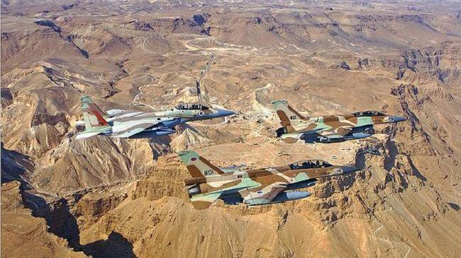 Israeli fighter jets violate Lebanon airspace