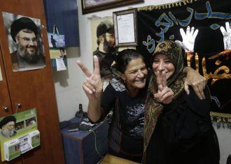 Freed pilgrims return to Lebanon amid joy