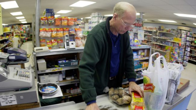 Millions of Americans on food stamps face cuts from November