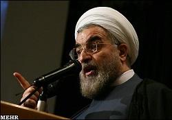 رئيس الجمهورية : نظام العقوبات المفروضة على ايران ينهار الآن