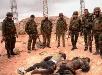 الجيش السوري يقضي على أفراد من التنظيمات الارهابية في ريف ادلب
