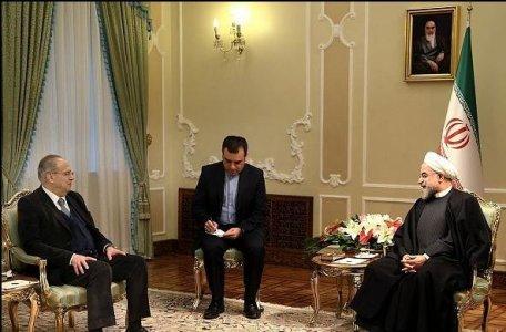 رئيس الجمهورية يستقبل وزير خارجية قبرص