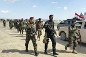 القوات العراقية تحرر قضاء الدور بشكل كامل من عصابات داعش