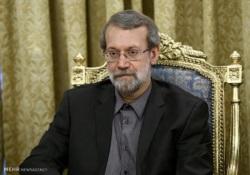 """لاريجاني : ايران تعارض وصف """"امبراطورية"""" في الاساس"""