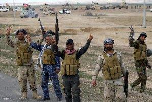 إحباط هجوم ارهابي غرب طريق بغداد ــ سامراء