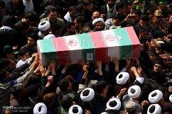 تشييع جثامين 61 شهيدا من الحرب المفروضة يوم الثلاثاء المقبل