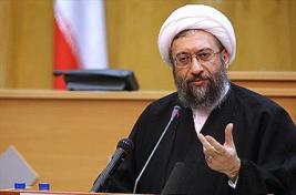 رئيس السلطة القضائية يثمن جهود الوفد المفاوض الايراني
