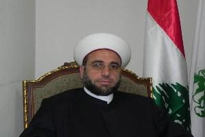 رئيس حركة الإصلاح والوحدة في لبنان: أمريكا والصهيونية يدعمان التنظيمات التكفيرية بالمنطقة