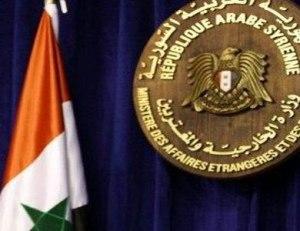 سورية تطالب مجلس الأمن بالتعامل بحزم لوقف ممارسات النظام الأردني التي تهدد أمن المنطقة
