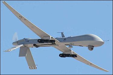 اتحادی فوج کا ڈرون حملہ، 2 افغان طالبان کمانڈر ہلاک