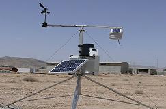 100 میلیون تومان برای تکمیل سامانه هواشناسی فرودگاهی خرم آباد نیاز است
