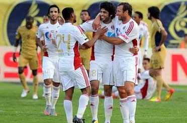 نگاهی به عملکرد تیم الجزیره در لیگ امارات/ گربه سیاه استقلال میهمان سرخپوشان تراکتورسازی