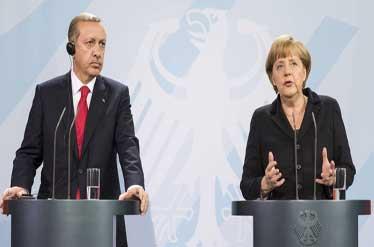 Almanya'dan Türkiye'nin üyelik görüşmlerine yönelik açıklama