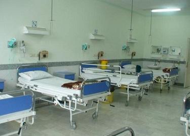 همدان نیازمند 800 تخت بیمارستانی جدید است