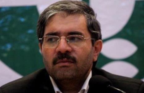 احمدرضا لاهیجان زاده مدیرکل محیط زیست خوزستان
