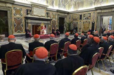 آغاز بحث های جدی برای انتخابات پاپ