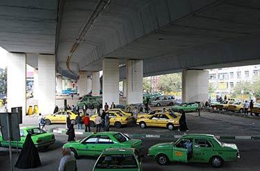 علت ترافیک صبح امروز روی پل سیدخندان