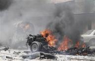 انفجار سيارة مفخخة بمقديشو ومقتل ثمانية من أفراد الجيش الصومالي