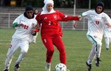 25 بازیکن به تیم ملی فوتبال بانوان ایران دعوت شدند