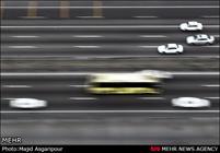 بزرگراه ها و جاده های امروز تهران