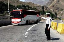 اتوبوس حامل تریاک در یزد توقیف شد