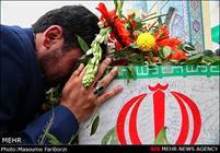 2 شهید گمنام در شهرستان رباط کریم تشییع می شود
