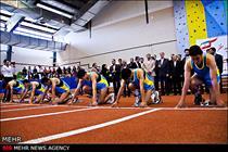 افتتاح طرحهای ورزشی آموزشی