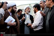 سفر پورمحمدی به استان کرمان
