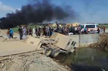 Suriye'de bir hava üssünde patlama meydana geldi: Ölüler var