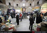 تکاپو در بازار کرمان در آستانه سال نو/ سبدهای خرید کوچک شده است