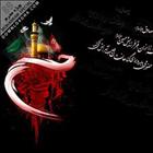 مدال خادم الحسین بر سینه پیرغلامان حسینی