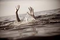 اعزام ۵ تیم برای امداد کودک غرق شده در رودخانه هراز