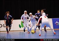 تفوق المرأة الإيرانية في الرياضة لاسيما كرة الصالات / فيديو