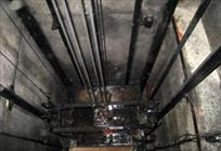 فوت ۶نفر بر اثر سقوط آسانسور در برج نرگس