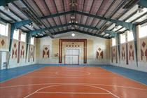 سالن ورزشی شهرک الهیه زنجان آماده بهرهبرداری است