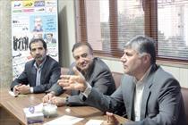 ضیافت افطار در روزنامه خبرجنوب برگزار شد