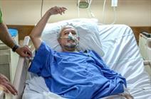 اقبالزاده روی تخت بیمارستان هم غصه تیراژ کتابها را دارد