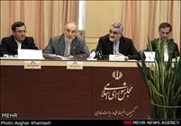 نشست مشترک کمیسیون امنیت ملی