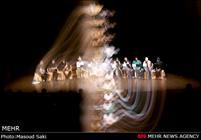 نمایشنامه خوانی شیرهای خان بابا سلطنه