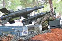 مقابله پدافند هوایی سوریه با حملات هوایی به حومه دمشق