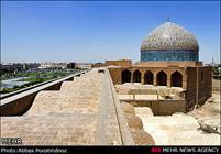 اعتباری به مجموعه تاریخی میدان امام تخصیص داده نشد/جمعآوری داربستهای مسجد شیخ لطفالله