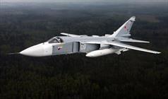 تركيا تسقط طائرة سوخوی روسية وموسكو تؤكد انها كانت في الاجواء السورية