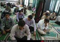 دعای زیارت از بعید در آذربایجان غربی قرائت شد