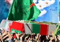 قم بار دیگر میزبان یک شهید گمنام/ مردم قم صبح جمعه با فرزند روح الله وداع میکنند